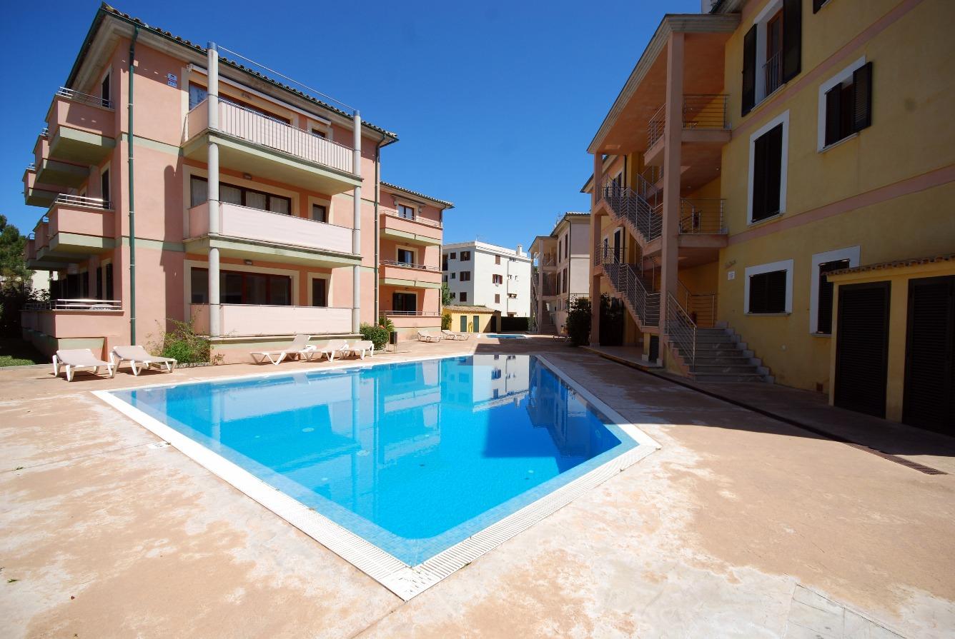 Apartamento en el Puerto de Pollensa muy próximo a la playa y al paseo.