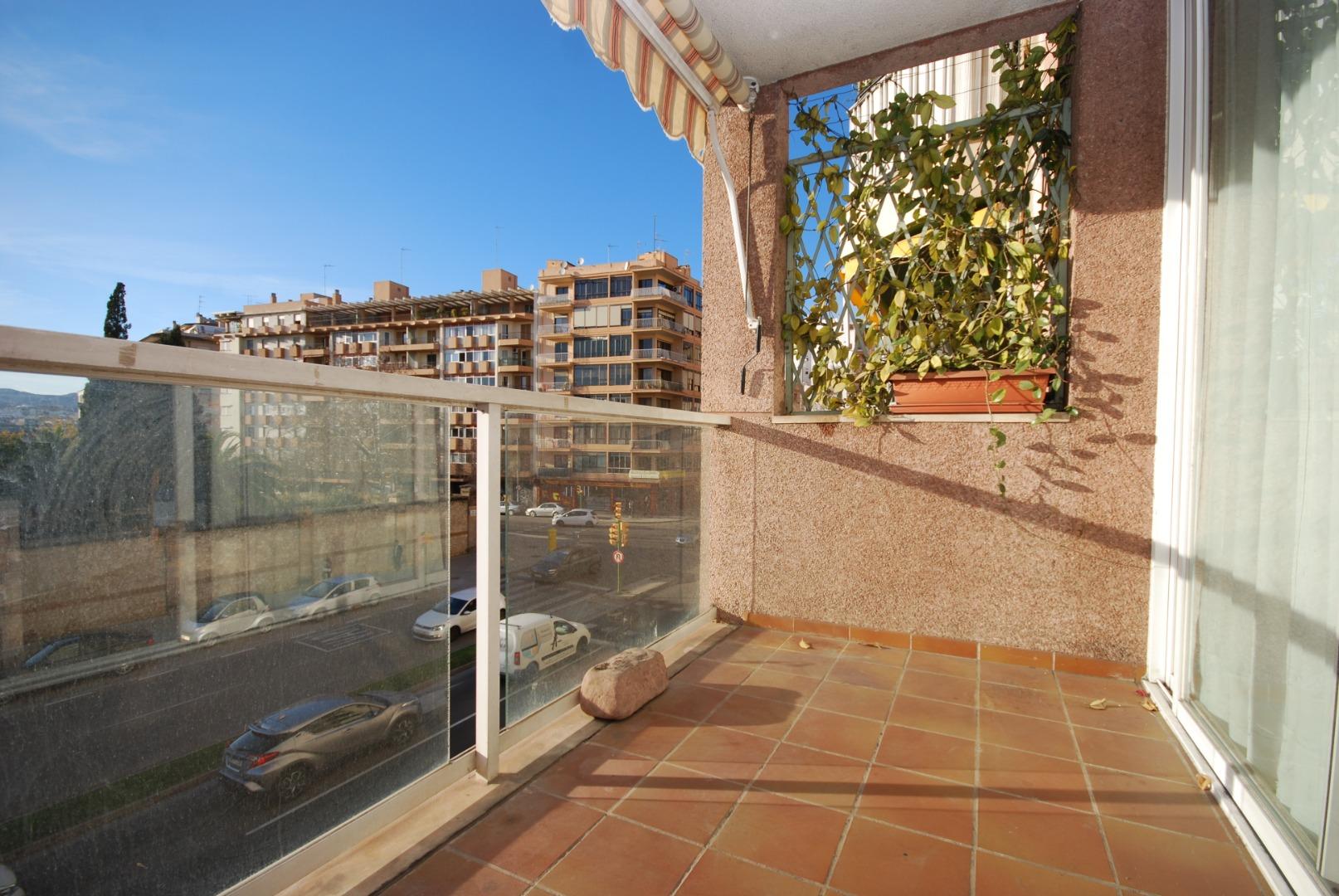Piso en Palma muy luminoso y próximo al centro de la ciudad