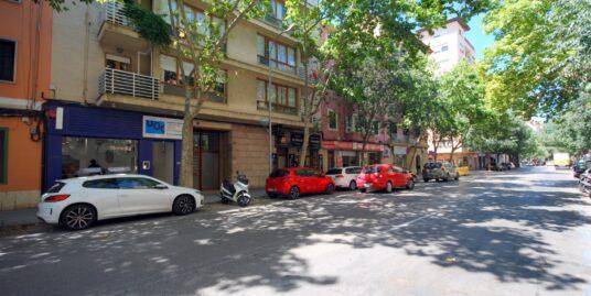 Plaza aparcamiento zona Blanquerna