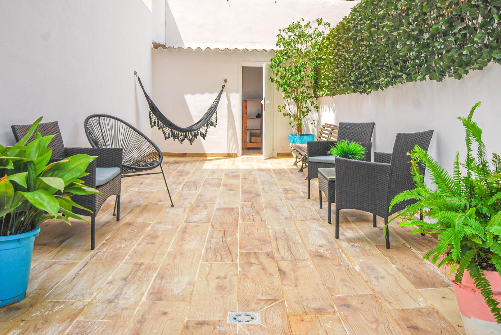 Piso con gran terraza en Palma, zona Blanquerna