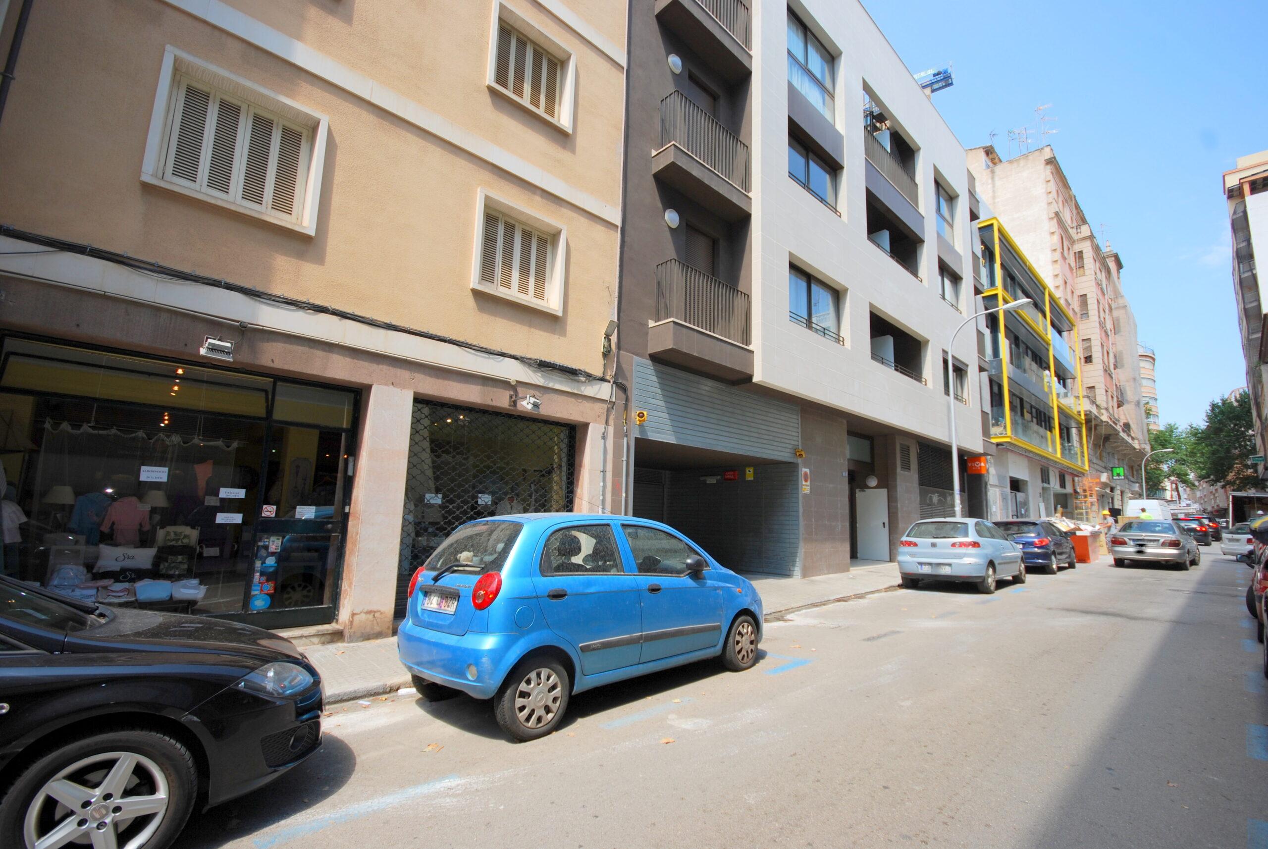 Alquiler de plaza aparcamiento muy céntrico en Palma