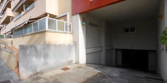 Plaza de aparcamiento en edificio
