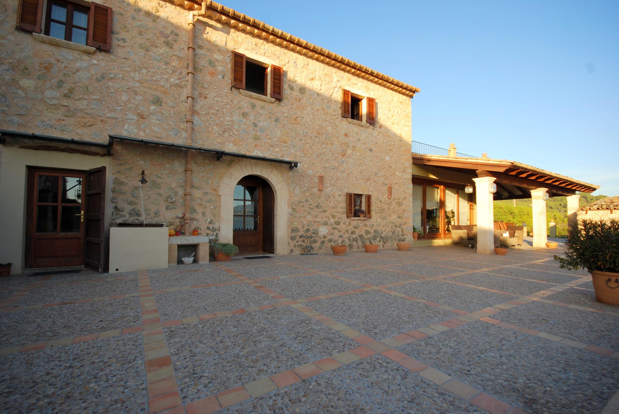 Casa de pueblo con mucho carácter y encanto propio de Mallorca