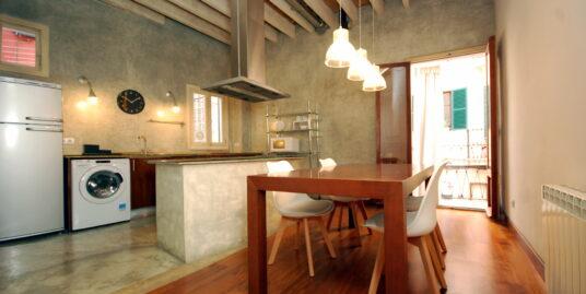 Precioso piso en el casco antiguo de Palma con mucho encanto y carácter